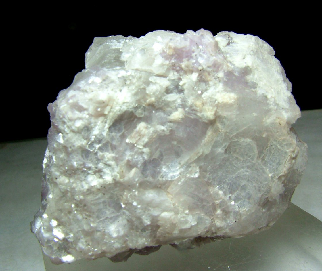 Lepidolite With Elbaite
