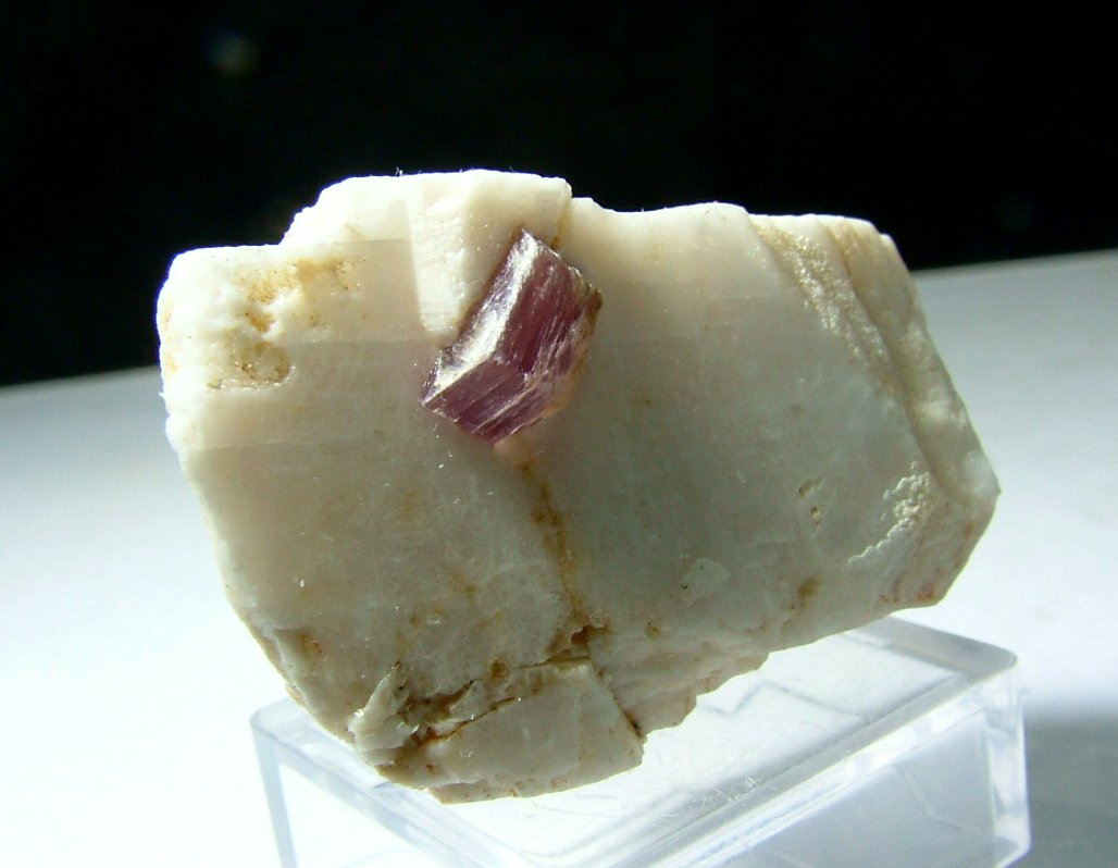 Lepidolite With Microcline