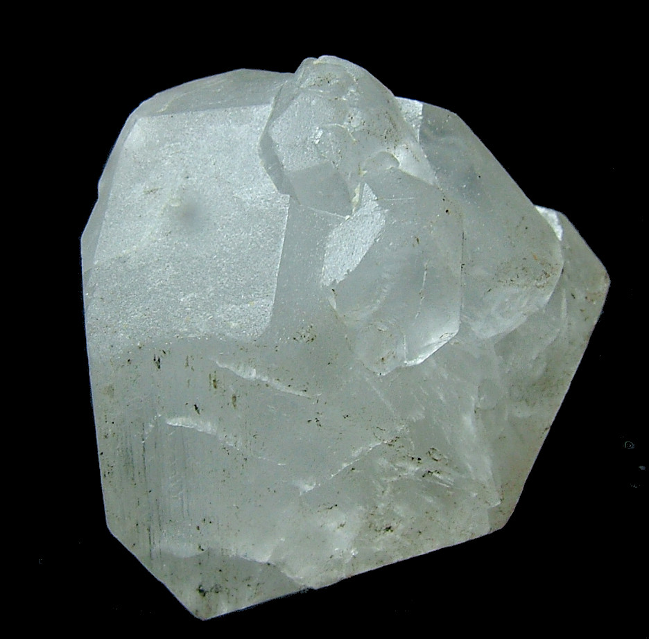 Pollucite With Quartz