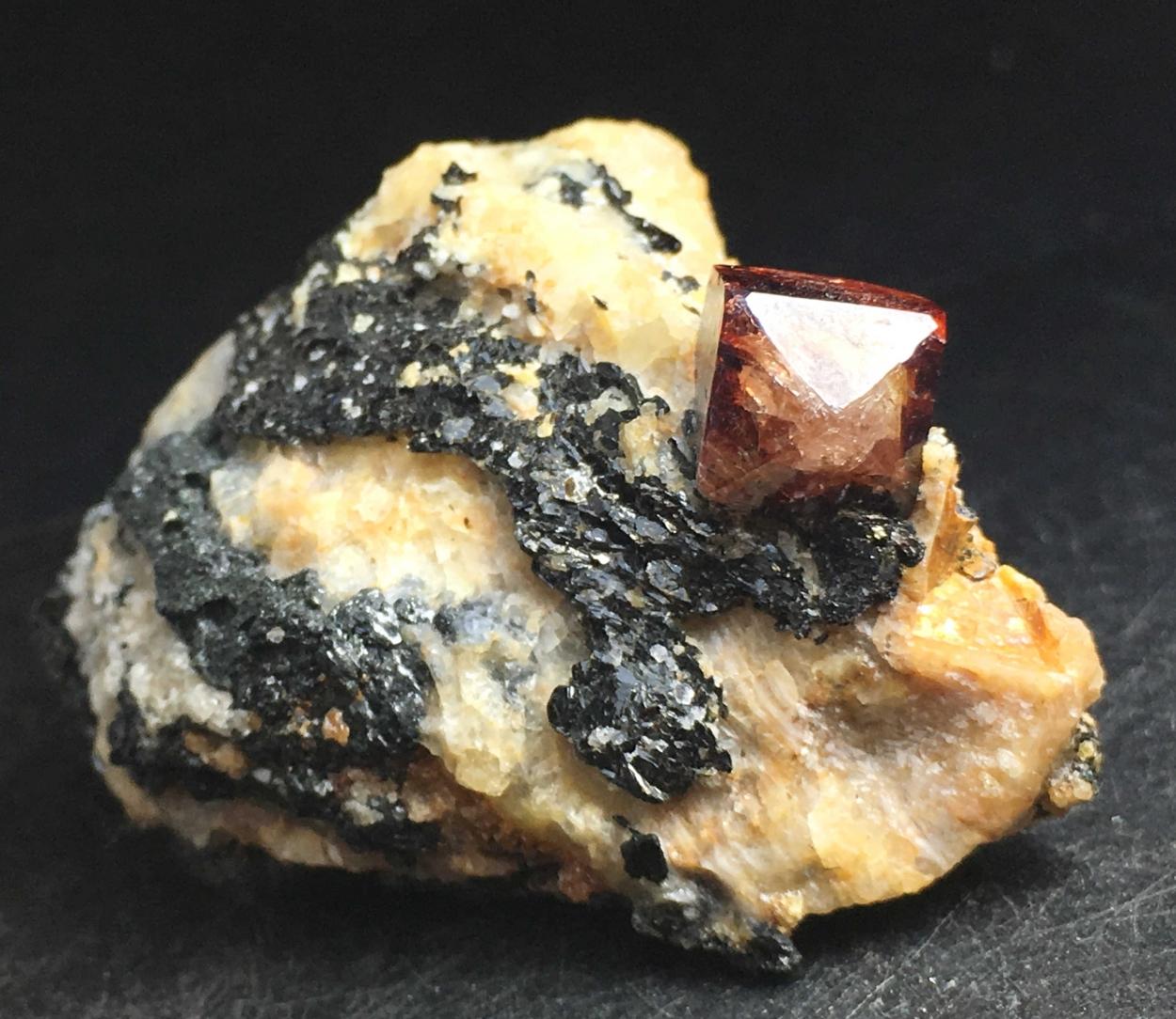 Zircon With Biotite