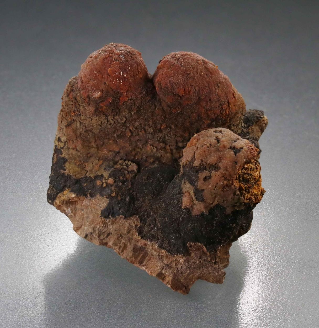 Smithsonite On Calcite