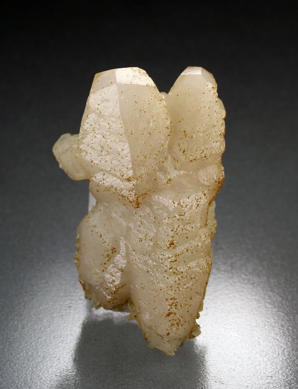 Manganoan Calcite With Rhodochrosite