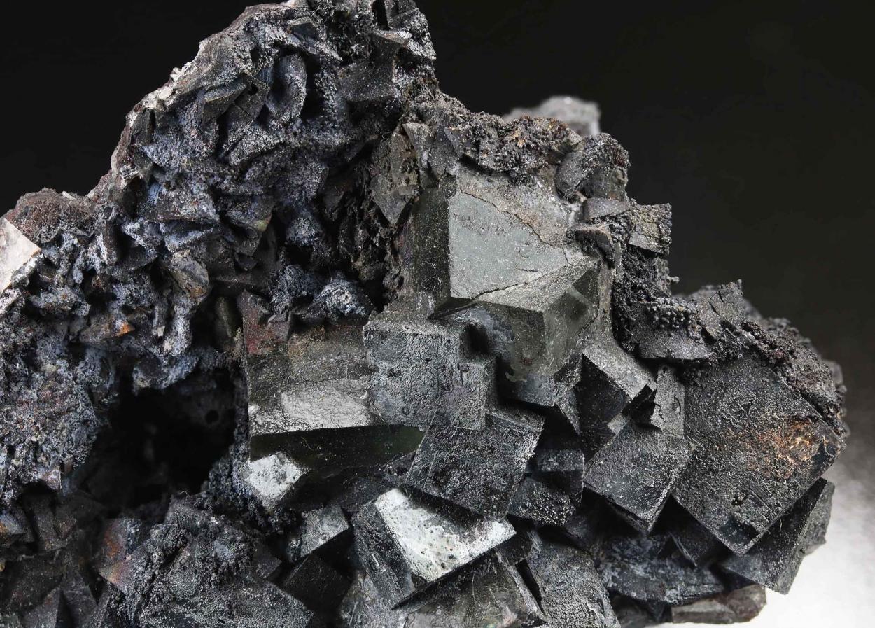Hematite Psm Psm Fluorite & Siderite