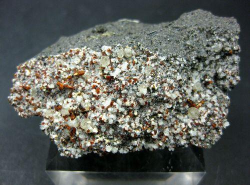 Melilite Apatite Nepheline Augite Magnetite & Leucite