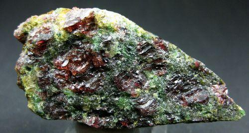 Pyrope & Omphacite