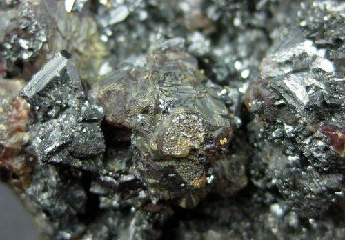 Rhodonite & Tetrahedrite
