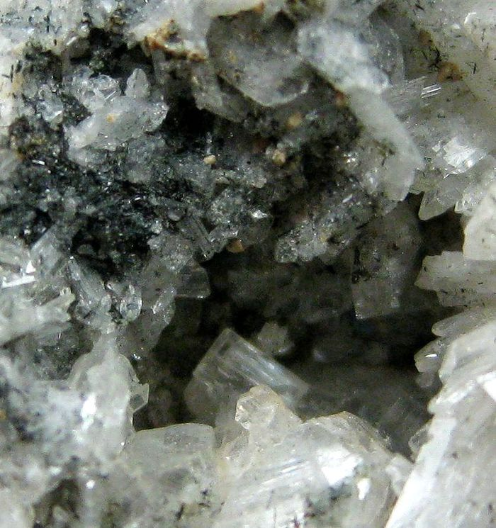 Semenovite-(Ce) With Aegirine & Epididymite