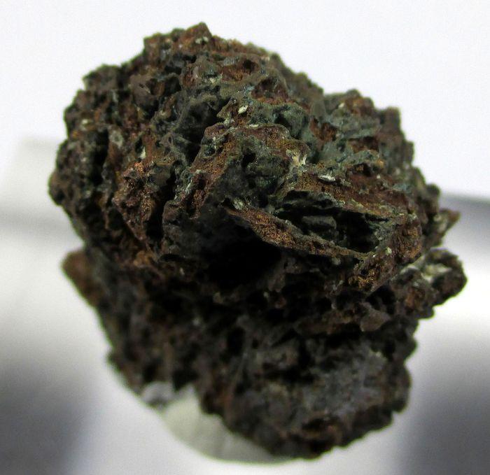 Native Copper Psm Azurite