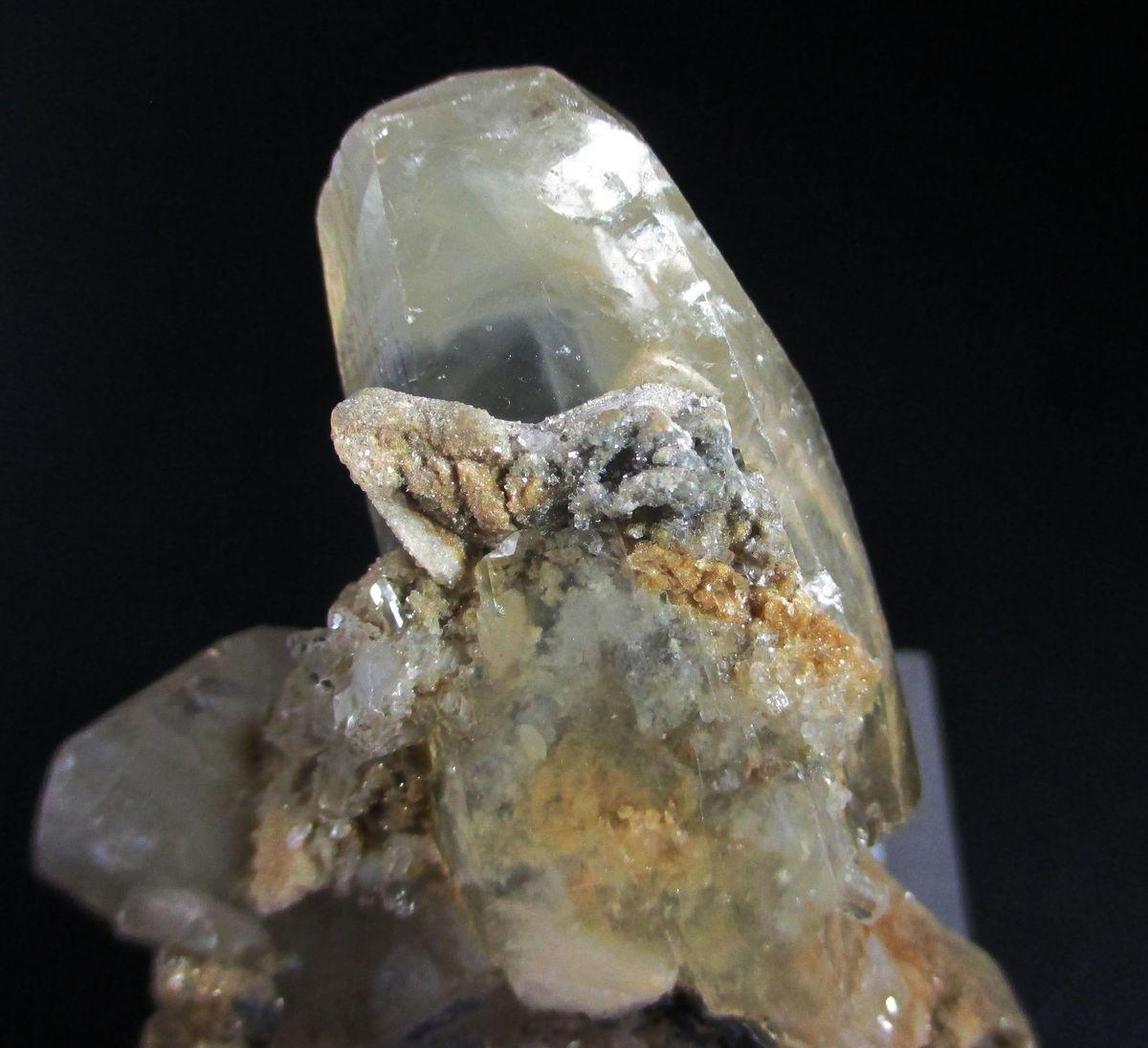 Plumboan Calcite