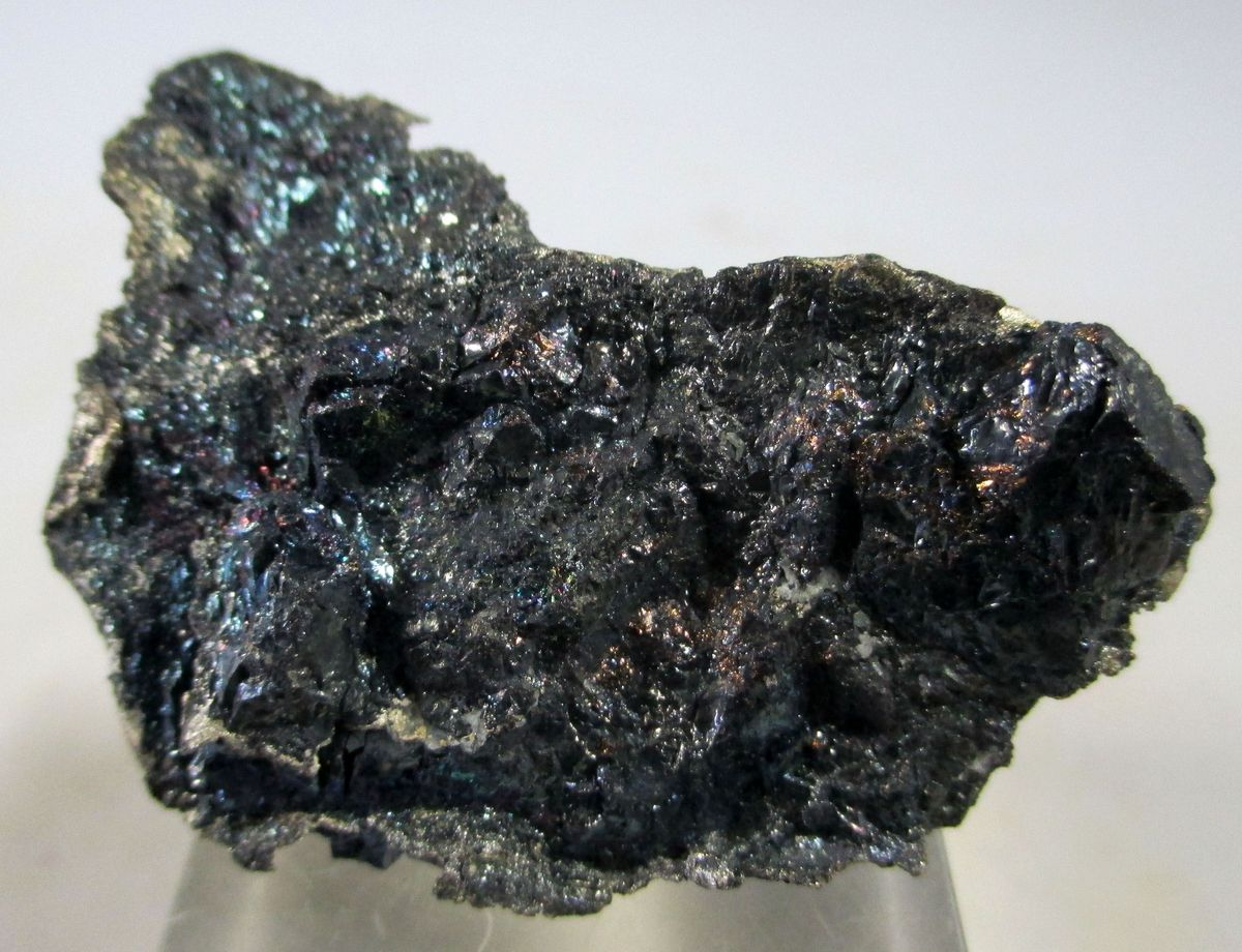 Bornite & Native Silver