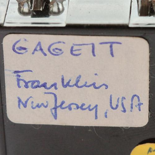 Gageite