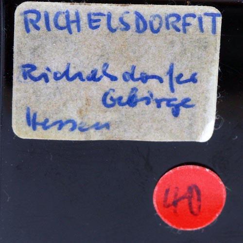 Richelsdorfite