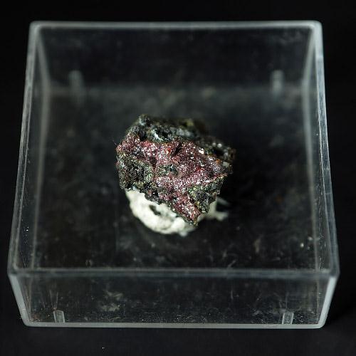 Cinnabar Tetrahedrite & Native Mercury