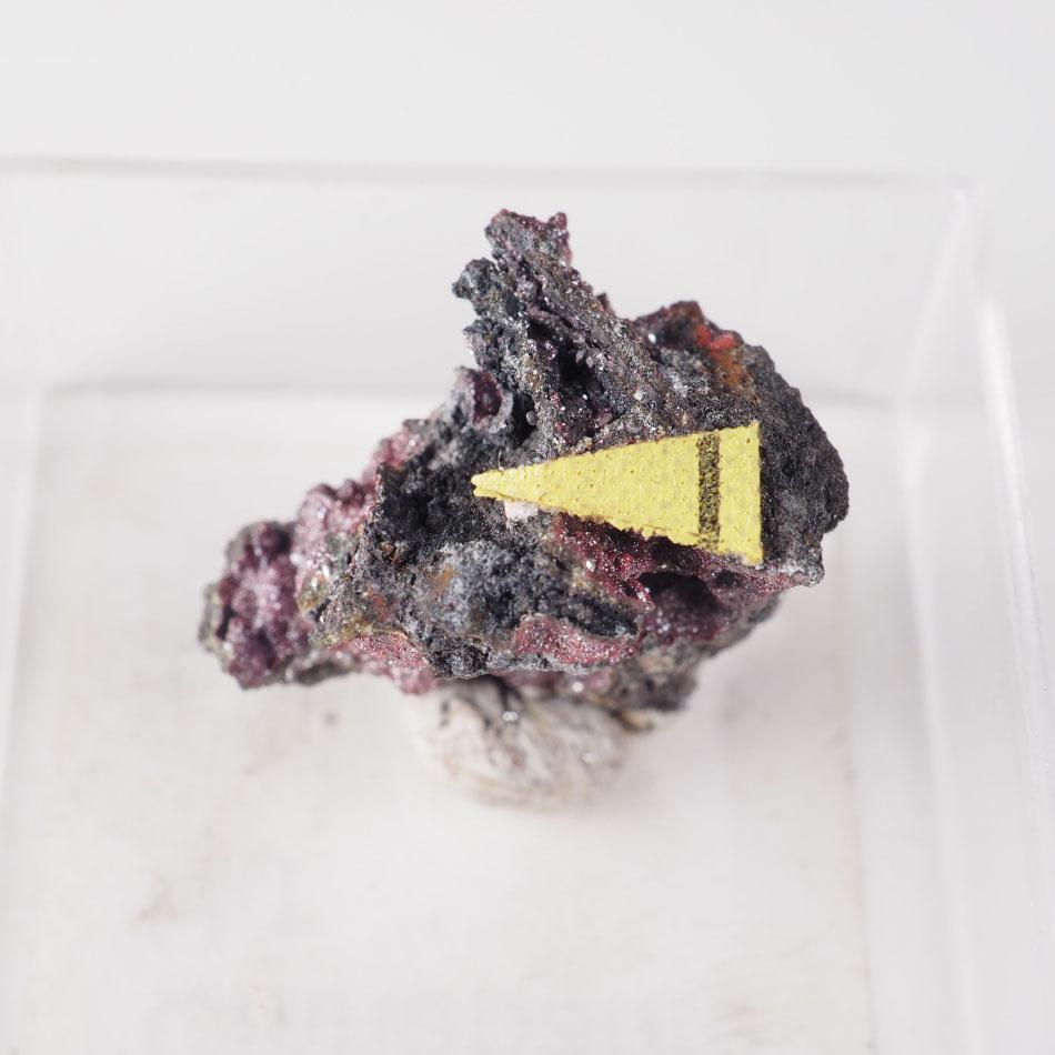 Cinnabar & Native Mercury