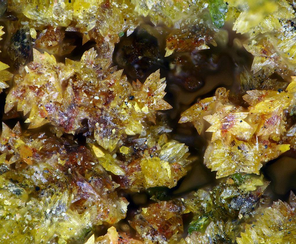 Adamite & Tsumcorite