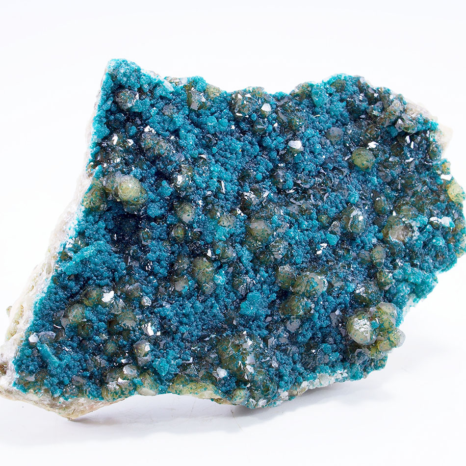Smithsonite & Rosasite