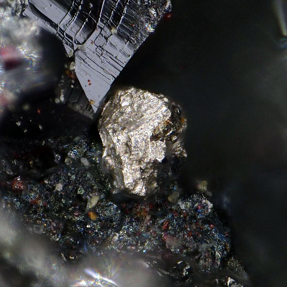 Moschellandsbergite & Gortdrumite