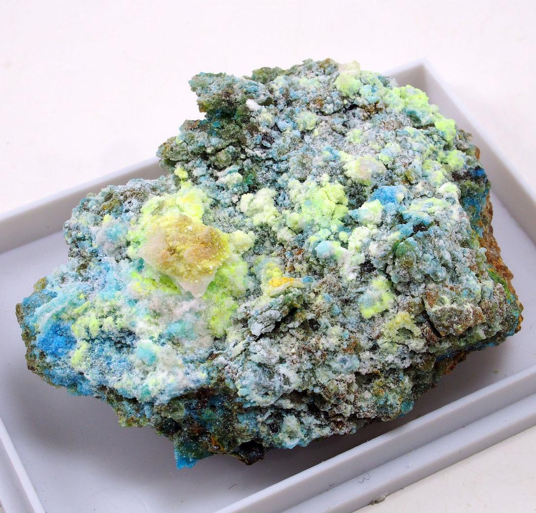 Klaprothite & Péligotite