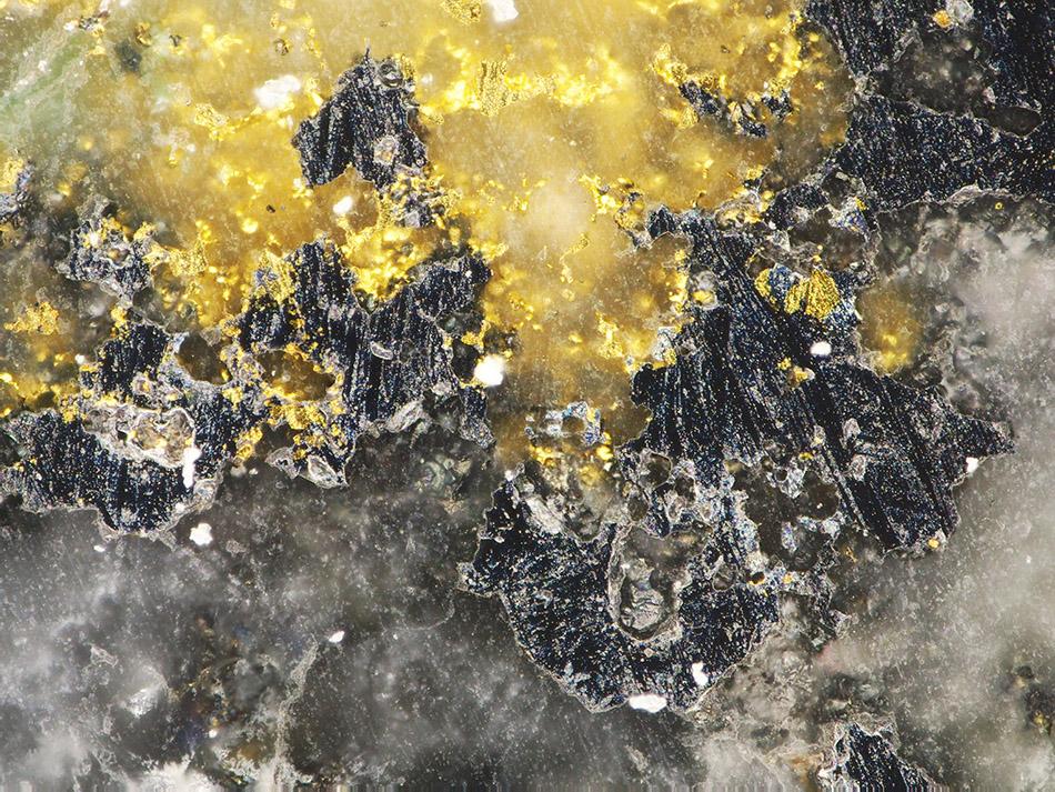 Bohdanowiczite & Goldfieldite