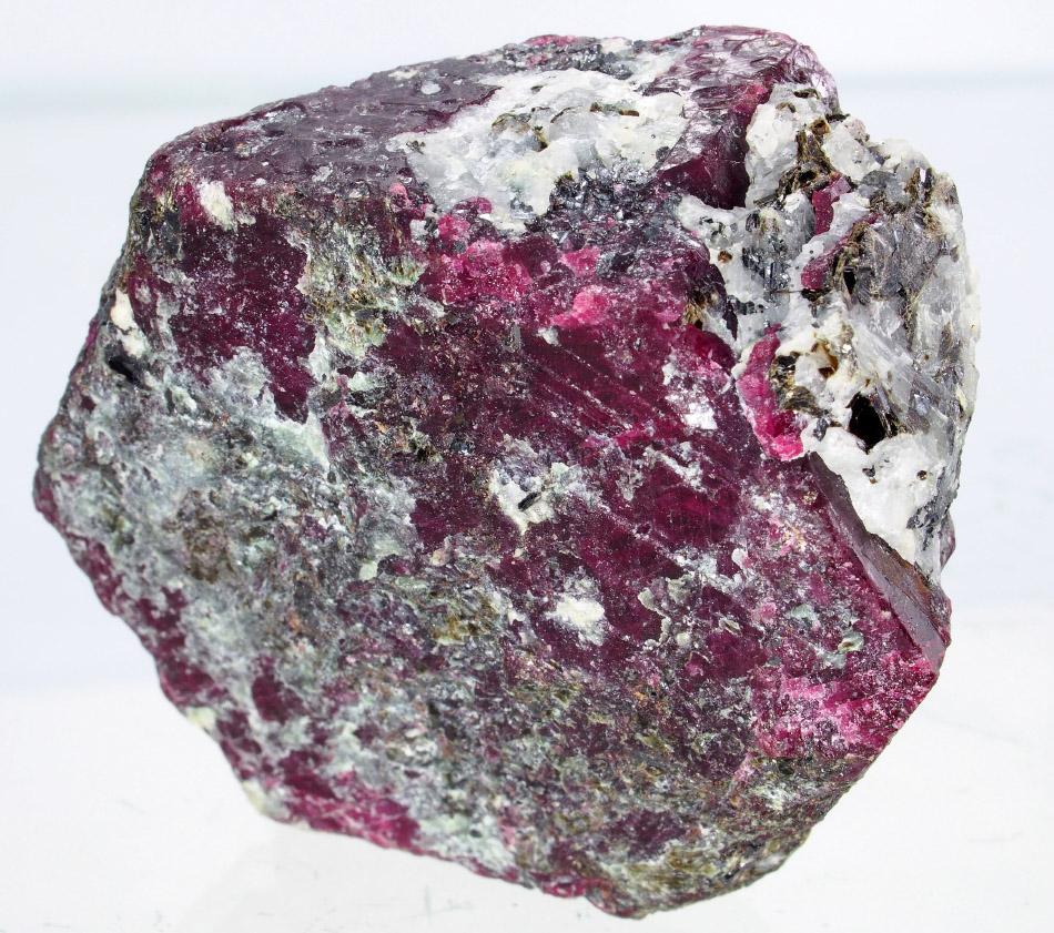 Corundum Var Ruby