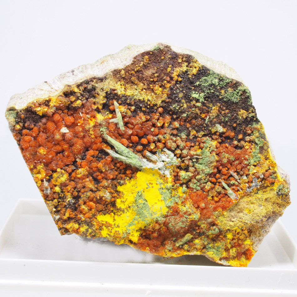 Chervetite Mounanaite Curienite & Francevillite