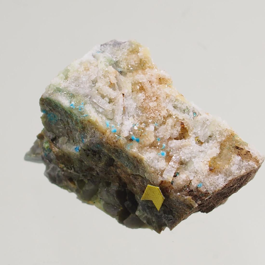 Dugganite Quetzalcoatlite & Eurekadumpite