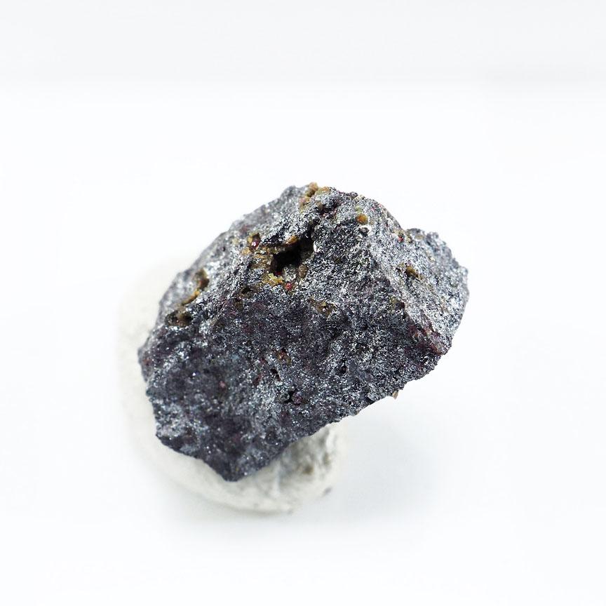 Moschellandsbergite & Tetrahedrite-(Hg)