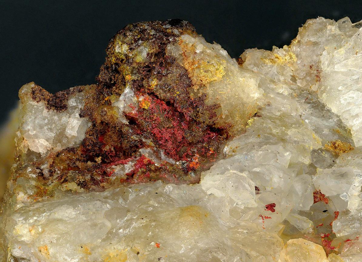 Phoenicochroite & Iranite