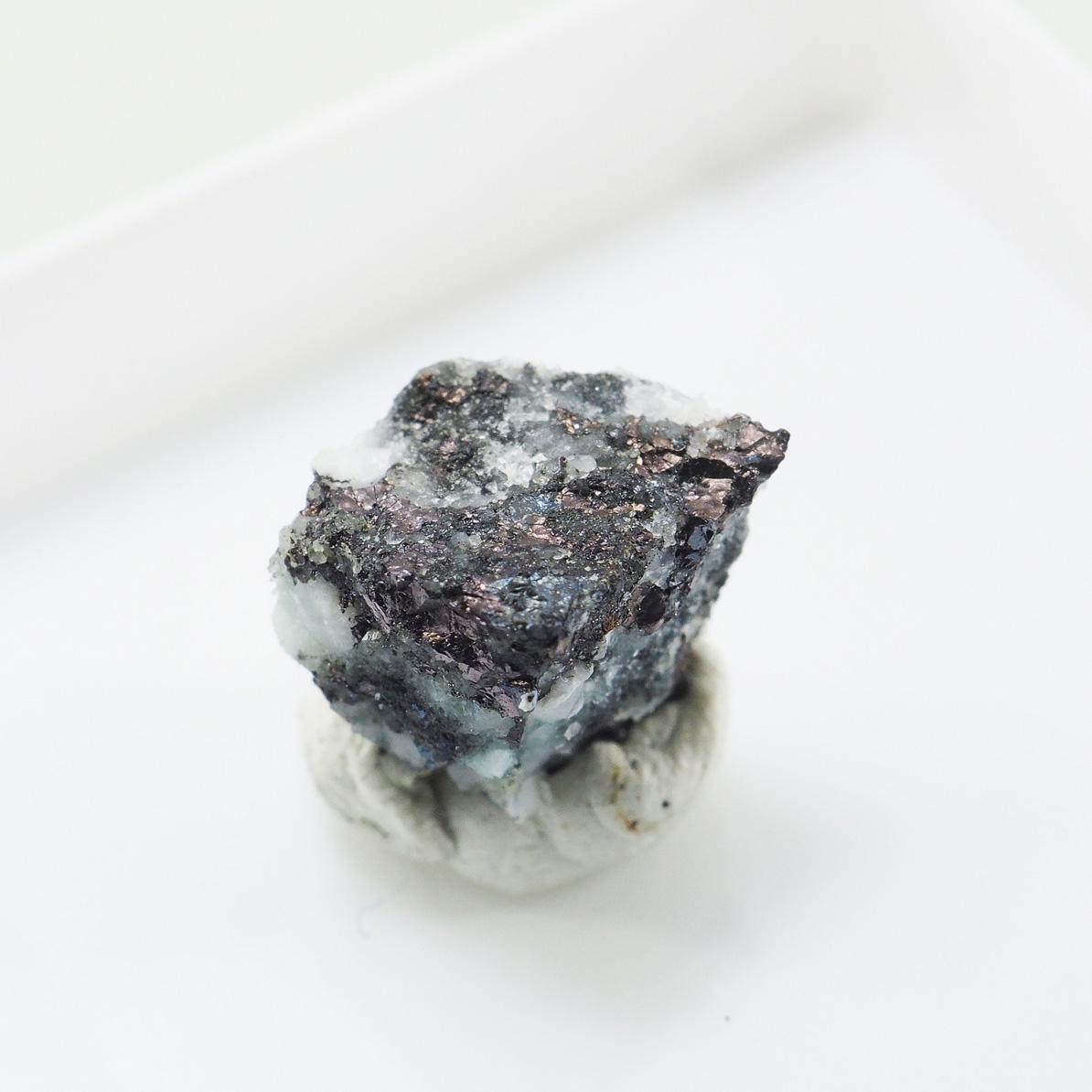 Hessite & Bornite