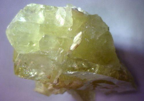 Brazilianite