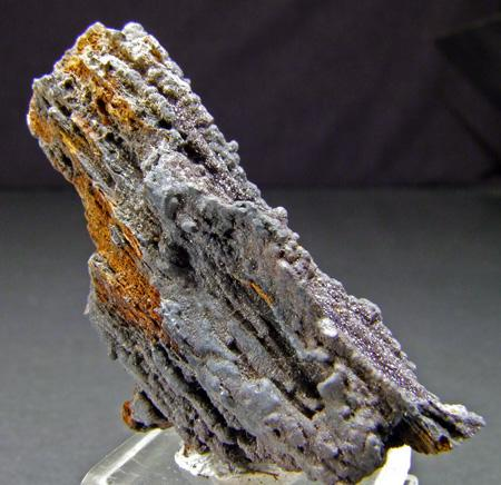 Chalcophanite On Coronadite