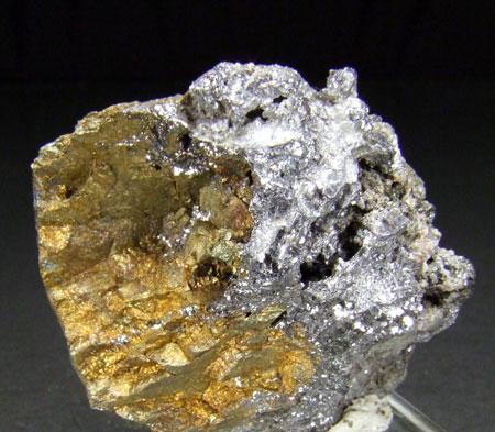 Chalcopyrite & Galena