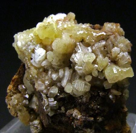Chrome-Cerussite