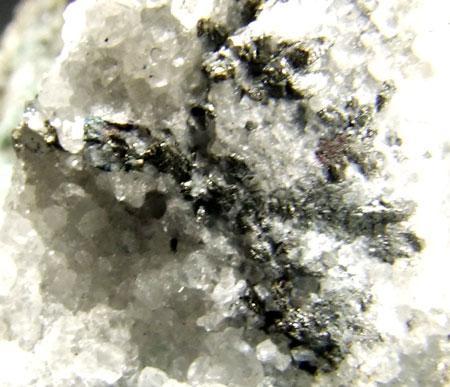 Krennerite & Sylvanite