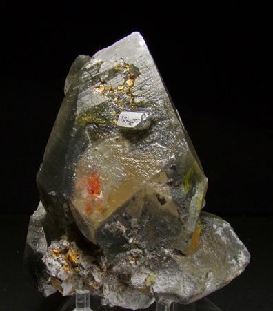 Stibnite Realgar &orpigment In Calcite