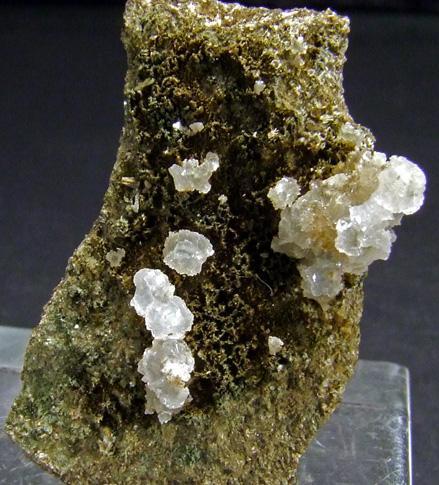 Actinolite & Calcite