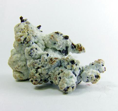 Cuprite & Calcite & Native Copper