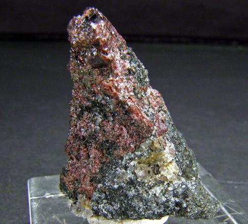 Danalite Fluorite & Hastingsite