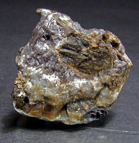 Enstatite Var Bronzite