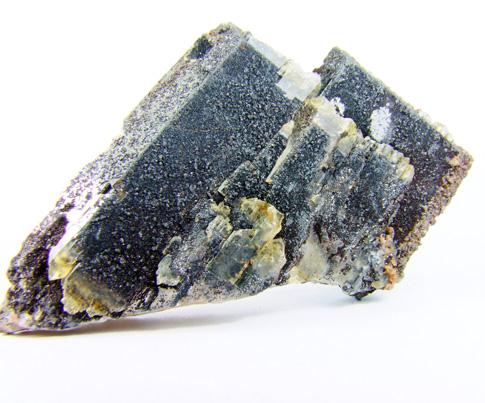 Baryte & Hematite