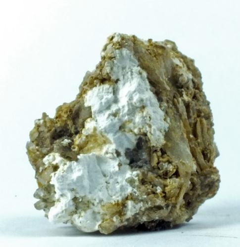 Felsőbányaite & Gypsum