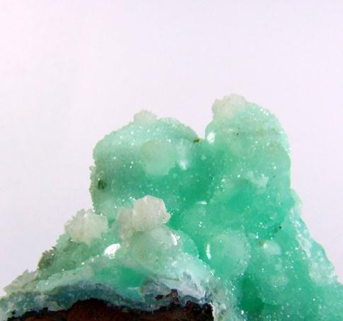 Smithsonite Cerussite & Hemimorphite