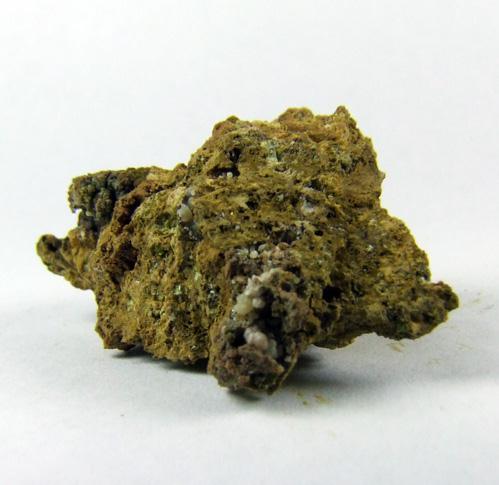 Calcioferrite & Hydroxylapatite