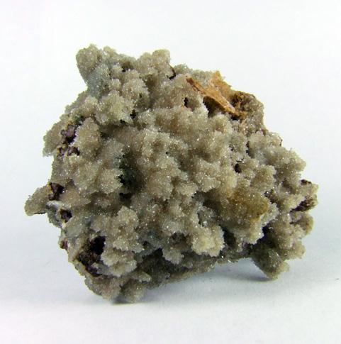 Quartz & Apophyllite On Inesite