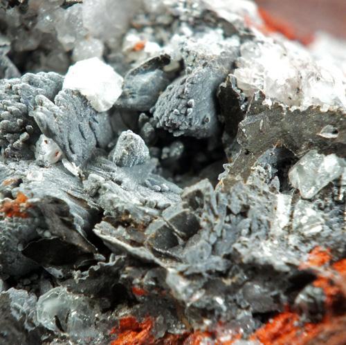 Shannonite Hydrocerussite In Minium