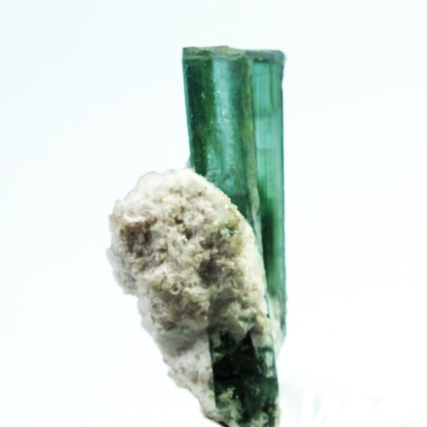 Elbaite In Lepidolite