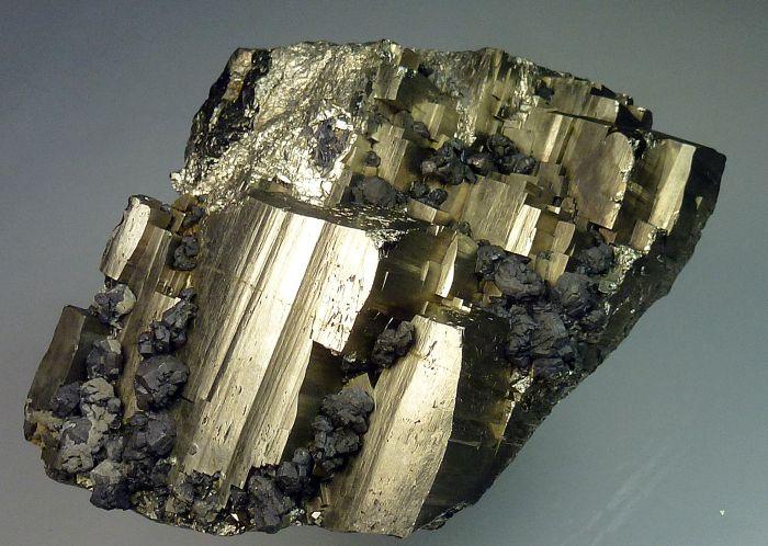 Pyrite & Pyrrhotite
