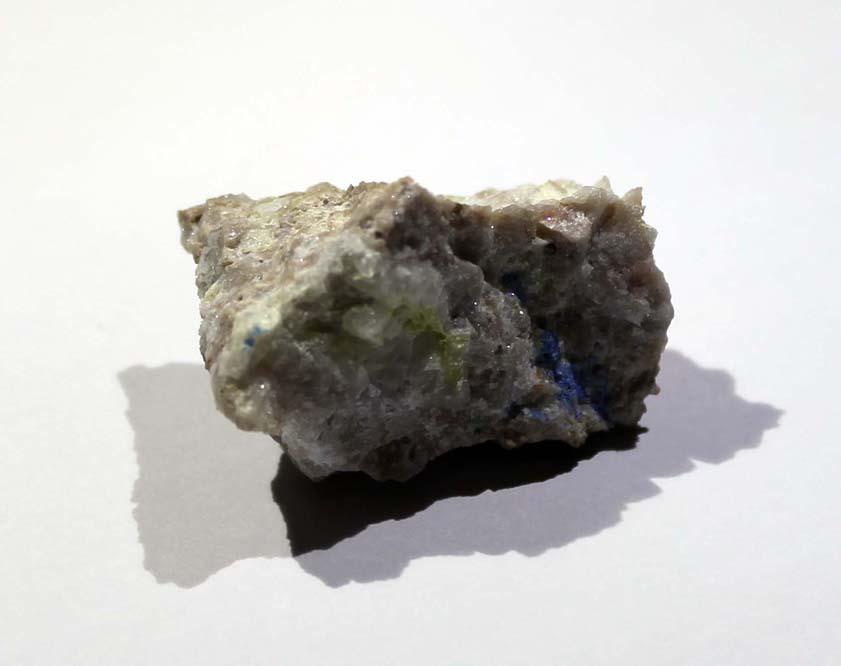 Stützite & Azurite