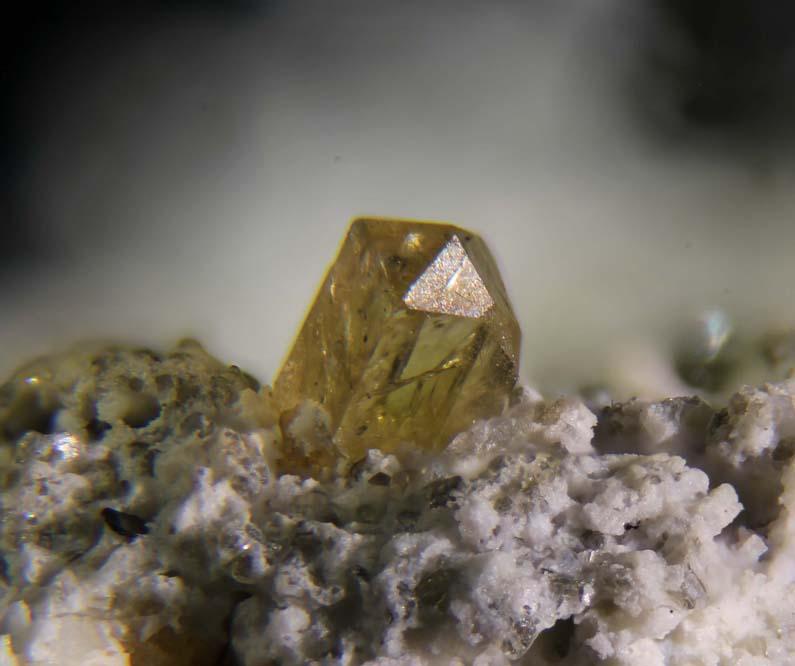 Xenotime & Hematite