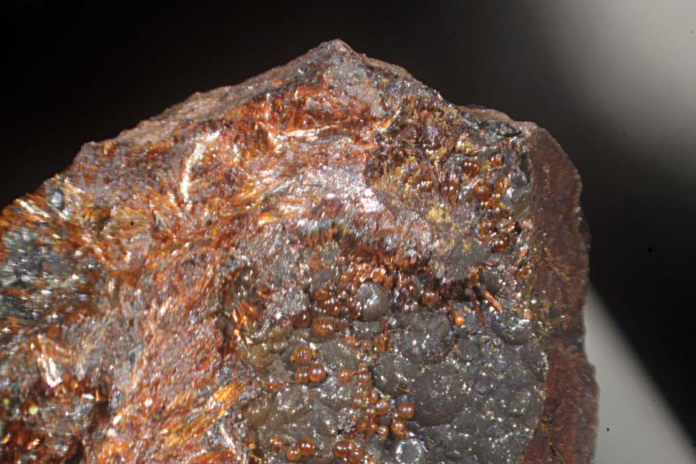 Eleonorite & Cacoxenite